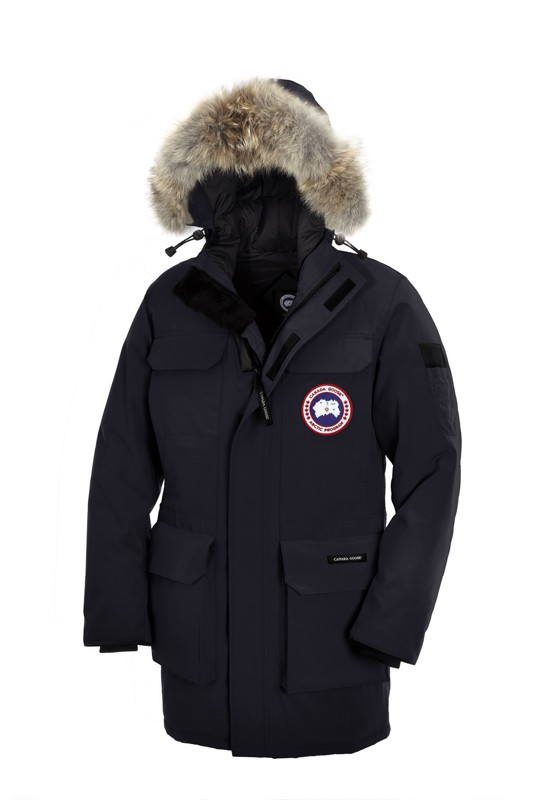 canada goose citadel parka jacke herren navy canada. Black Bedroom Furniture Sets. Home Design Ideas