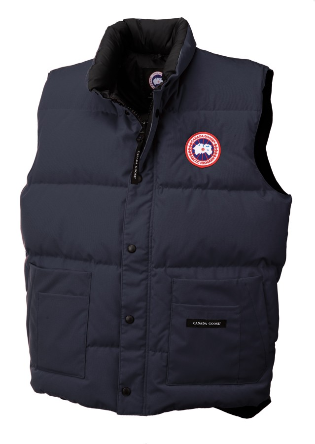 canada goose freestyle vest jacke herren schwarz. Black Bedroom Furniture Sets. Home Design Ideas